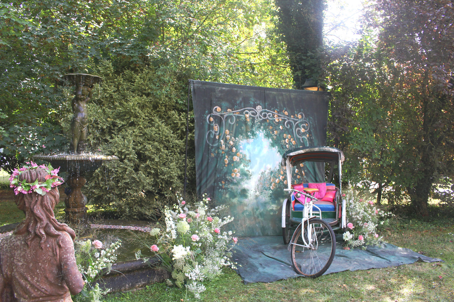 location-rickshaw-decor-mariage-indien-toile-photobooth
